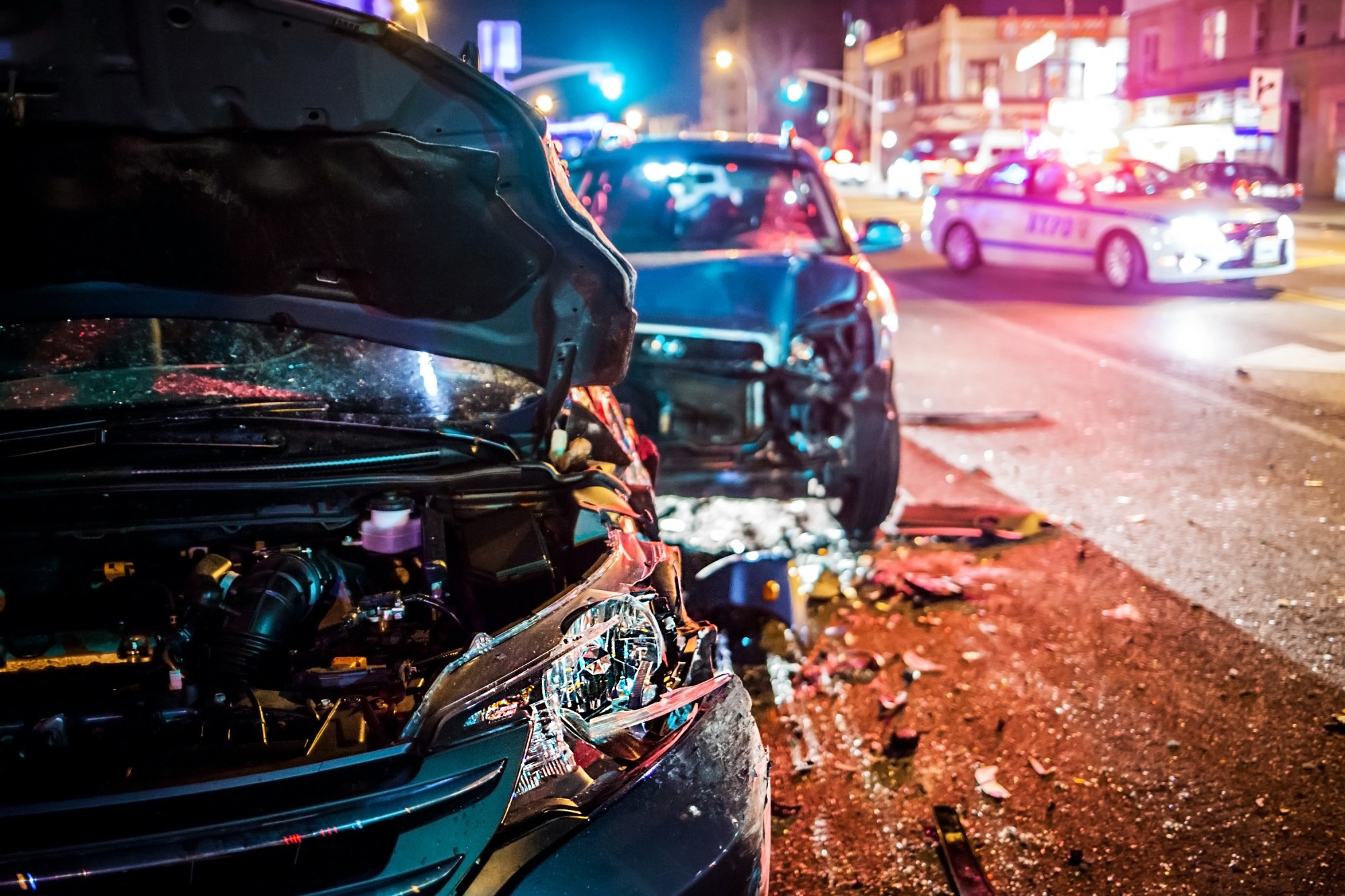DUI crash