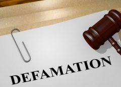 Defamation In The Age Of Social Media
